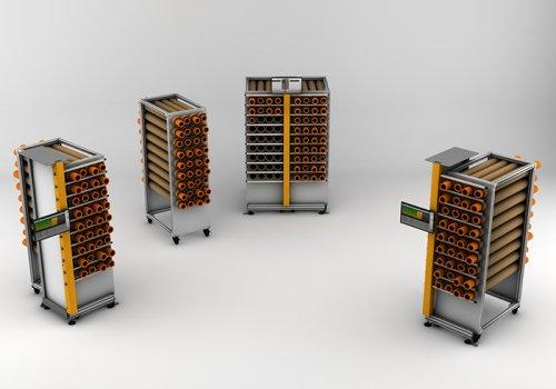 Material-Handling-System MHS