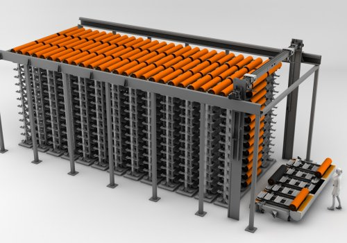 Regal-Lager-System RLS